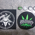 Some patches & pins
