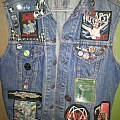 One of my Battle Jackets Death\Grind (Incomplete)