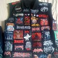 Battle Jacket only Death Metal