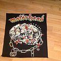 Motörhead Iron Fist Backpatch 80's