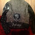 Disclose - Battle Jacket - Leather jacket with studs