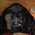 Charged Gbh - Battle Jacket - Leather and metal!