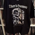 Thorr's Hammer - TShirt or Longsleeve - Thorr's Hammer - Roadburn 2010 Tom G. Warrior's 'Only Death Is Real'