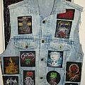 thrash/death jacket