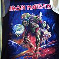 Iron Maiden Final Frontier World Tour 2011 TShirt or Longsleeve