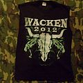 Wacken 2012 shirt