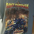 Bolt thrower realm of chaos / slaves to darkness rare grey shirt