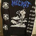 Necrot - TShirt or Longsleeve - Necrot longsleeve tshirt 2017 tour Oakland
