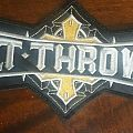 Bolt thrower  large and small yellow white patch