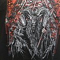 The Best Slayer Final Tour shirt 2018 san jose anthrax testament napalm death