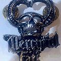 Mercyful fate metal pin. Don't break the oath Pin / Badge