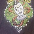Graveyard 2016 Tour shirt M  clown joker