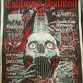 California deathfest III 3 poster. Official poster bought at the show. Solid posterboard quality