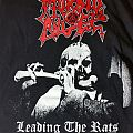 Morbid Angel  Leading the rats shirt.