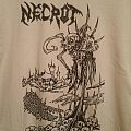 necrot shirt size L