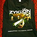 Zyklon-Disrupting the social order TShirt or Longsleeve