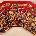 Bolt Thrower - Patch - Bolt Thrower 'War Master' Woven Backpatch