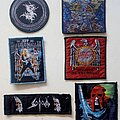 Sepultura - Patch - Sepultura   Slayer   Sodom Woven Patch