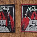 Nunslaughter Woven Patch