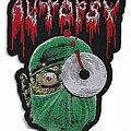 Autopsy - Patch - Autopsy Cut Out Woven Patch