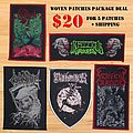 Woven Patches SET