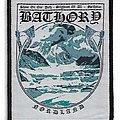 Bathory - Patch - Bathory - Nordland Woven Patch