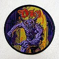 Dio - Patch - DIO Round Woven Patch