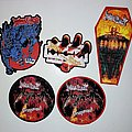 Judas Priest Woven Patches