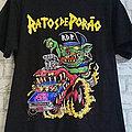 Ratos De Porão Tour T-Shirt
