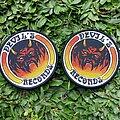 Devil's Records - Patch - Devil's Records Woven Patch