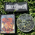 Bolt Thrower - Patch - Bolt Thrower Woven Patches Package