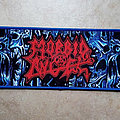 Morbid Angel Superstripe Woven Patch