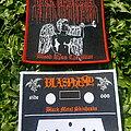Blasphemy - Patch - 2 Blasphemy Woven Patches