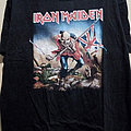 Iron Maiden 'The Troopers' Official Licensed T-Shirt
