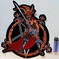 Slayer - Patch - Slayer Embroidery Backpatch
