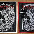 Hate Eternal Woven Patch