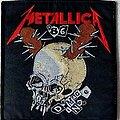 Metallica - Patch - Metallica Damage Inc Woven Patch