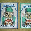 Metallics - Patch - Metallica Woven Patch