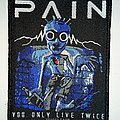 PAIN ©2011 Woven Patch