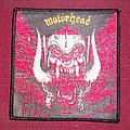 Motörhead - Patch - Motörhead Sacrifice Woven Patch