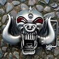 Motörhead - Other Collectable - Motörhead Snaggletooth Belt Buckle