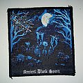 Cruel Force 'Ancient Black Spirit' Woven Patch