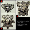 Bolt Thrower Metal Pins Pin / Badge
