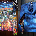 Iron Maiden Pull Over Hoodie Hooded Top