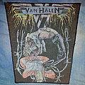 Van Halen - Patch - Van Halen Vintage Backpatch
