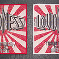 Loudness - Patch - Loudness Woven Patch