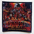 Slayer The Repentless Killogy Woven Patch