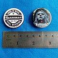 Slayer - Pin / Badge - Slayer Hanneman Pin