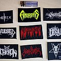 Amorphis - Patch - Logo Woven Patches