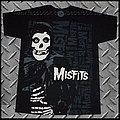 MISFITS Big Print T-Shirt